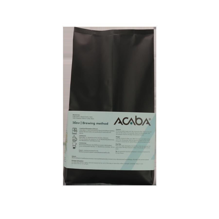 เมล็ดกาแฟคั่วกลางค่อนเข้ม BOLD 5,000 กรัม ราคาพิเศษ ( 500 g. x 10 )